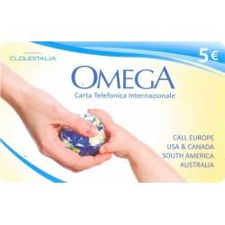 Omega Bt 5,00 EURO