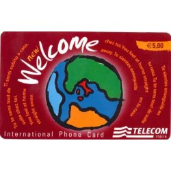 Telecom NEW WELCOME 5,00 EUR