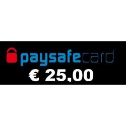 Recharge Paysafecard 10,00 EUR