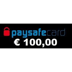 Recharge Paysafecard 50,00 EUR