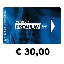 MEDIASET Premium 30,00 EUR