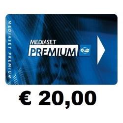 MEDIASET Premium 20,00 EUR